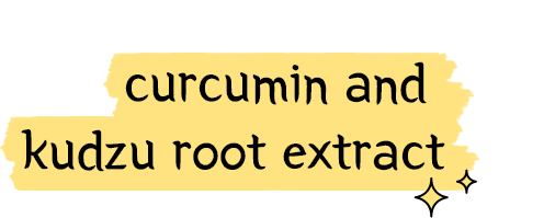 Curcumin and kudzu root extract are added to the original<br>EASY TOMORROW, to relieve your hangover even faster.